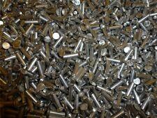 100 Senkkopf Nieten 4x16 mm Vollnieten Aluminium 4 x 16 Flachkopfnieten Alu