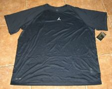 New Men's Nike Jordan Training Anti-Odor Top 3Xl - Navy