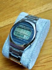 Citizen digital LCD CRYSTON LC watch uhr reloj from the late 70s model 40-2133