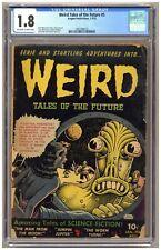 Weird Tales of the Future #5 (CGC 1.8) Basil Wolverton; Aragon; 1953 B993