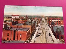 1911 Cheyenne Wyoming Postcard ID#659