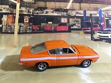 1969 PLYMOUTH BARRACUDA 1/64 scale LIMITED EDITION REPLICA DIECAST CAR