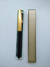 Fountain Pen 14K Gold Nib 583 hallmark Soviet USSR