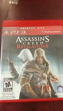 Assassins Creed Revelations For Sony PlayStation 3.