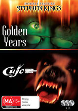 Stephen King GOLDEN YEARS / CUJO New 3 Dvd FELICITY HUFFMAN DEE WALLACE ***