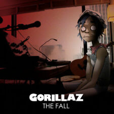 GORILLAZ THE FALL CD ALBUM (2011)