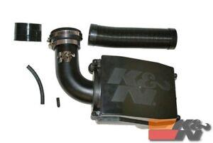 K&N Air Intake System For AUDI, SEAT, SKODA, VW 1.4L - 2.0L 2005-ON 57S-9501