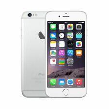Téléphones mobiles argentés Apple iPhone 6, 64 Go