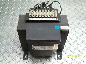 HEVI-DUTY CE500RF 0.500 KVA TRANSFORMER