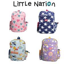 Little Nation Kids School Backpack, Children's Toddler Bag, Overnight travel bag