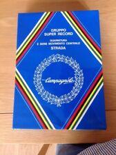 NOS Campagnolo Super Record pédalier pédalier