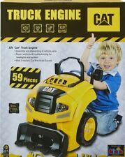 5pk CAT Mini Machines Construction Truck Vehicle Toy Kids/children 3y Yellow