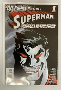 DC Comics Presents Superman #1 a 100 page spectacular 6.0 FN (2010)