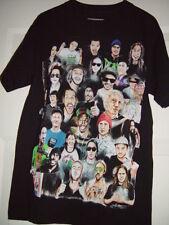 Baker Boys Love Life Tour 2011 T-Shirt Size Small