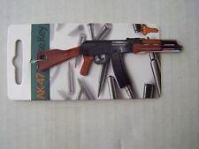 AK-47 Schlage SC1 house key blank.