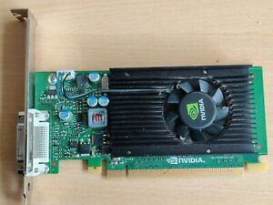 PNY Nvidia NVS315 GDDR3 512mb PCI-E Graphics Video Card with DMS-5 port no cable