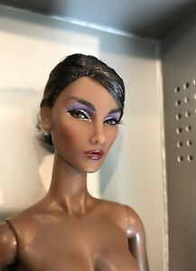 Integrity Toys Fashion Royalty BIJOU ELYSE JOLIE Doll Nude with Box and Stand