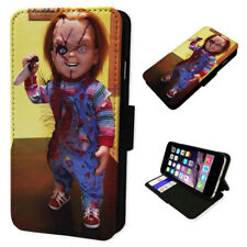 Chucky Doll Knife - Flip Phone Case Wallet Cover Fits Samsung & Iphone Models