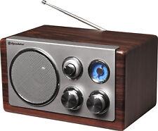 Roadstar HRA-1245WD Retro Design Radio Vintage Line Tisch Küchen Radio
