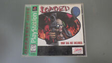 Vtg 1997 PlayStation PS1 Video Game LOADED Body Bag Not Included * CIB