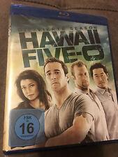HAWAII FIVE-O 4th Season 4 NEW Sealed BLU RAY dvd REGION FREE Rare