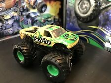 Hot Wheels Monster Jam Truck 1/64 Die-cast Metal Base Small Hub Sobe Suzuki