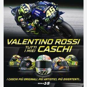 VALENTINO ROSSI CASCHI / HELMETS 1:5 .CENTAURIA****select the file