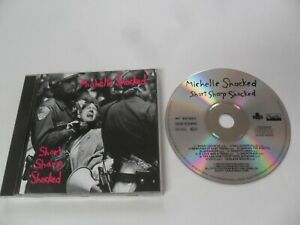 Michelle Shocked - Short Sharp Shocked (CD 1988) West Germany Pressing