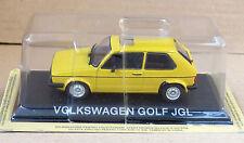 VOLKSWAGEN GOLF JGL - VW MINIATURA COLECCIÓN 1/43 IXO -LEGENDARY COCHE AUTO-B17