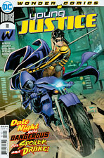 Young Justice Nr. 18 (2020), Neuware, new