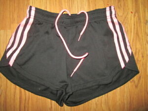 Womens ADIDAS CLIMALITE athletic shorts sz XS soccer running gym