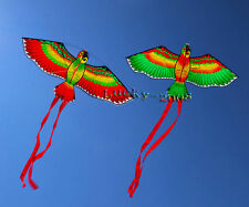 """43"""" parrot ainimal kite single line breeze outdoor sports for kids Delta Toys"""