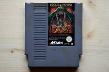 NES - Swords & Serpents für Nintendo NES