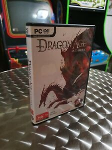 Dragon Age: Origins - PC Game - Complete With Manual