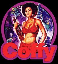 70's Blaxploitation Classic Coffy Poster Art custom tee Any Size Any Color