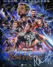 E-158 Avengers Endgame Marvel Captain America Iron Man Thor 21 24x36 Silk Poster