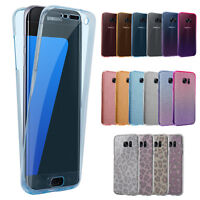 Luxury Case For Samsung Galaxy Ultra Slim Gel Cover Bumper Silicone Rubber
