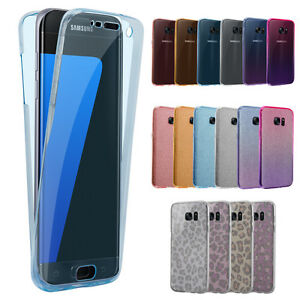 CLEAR Case For Samsung Galaxy S20 Ultra S9 S8 S10e S10 Silicone Gel Shockproof