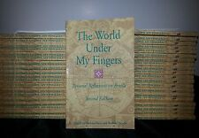 The World Under My Fingers: Personal Reflections on Braille PB Book