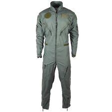 Original Ejército Holandés de aramida vuelo traje mono de piloto de Fibra de Carbono Fighter Verde