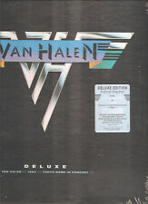"""Van Halen """"DELUXE"""" 6lp 180g VINYL BOX SET SEALED US"""