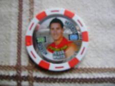 2010 AFL TOPPS CHIPZ FUTURE STAR SYDNEY SWANS J WHITE