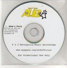 (AL2) AT8, Adam's Party - DJ CD