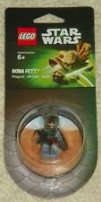 LEGO Star Wars - Boba Fett - Mini Fig / Mini Figure Magnet