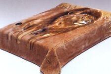 Solaron Korean Blanket Thick Mink Plush King size Lion Original Licensed