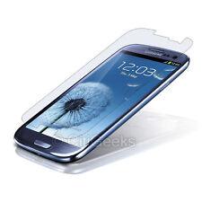 CitiGeeks® Samsung Galaxy S III Protector HD Clear I9300 I747 T999 I535 [3-Pack]