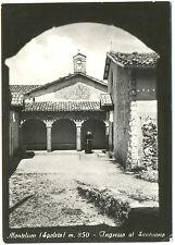 MONTELUCO - SPOLETO - INGRESSO AL SANTUARIO (PERUGIA) 1964