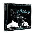 493 // JAMES BROWN LIVE TOUS CES TITRES DE LEGEND 1 CD + 1 DVD NEUF