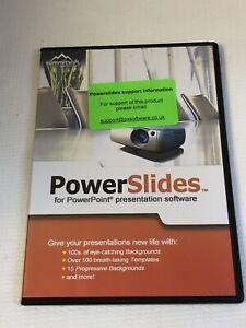 Summitsoft PowerSlides For Power Point Presentation Windows XP Vista Software