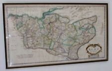 Kent Antique Europe County Maps